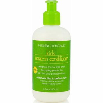 4 Pack - Mixed Chicks Kids Leave-in Conditioner, 8 oz
