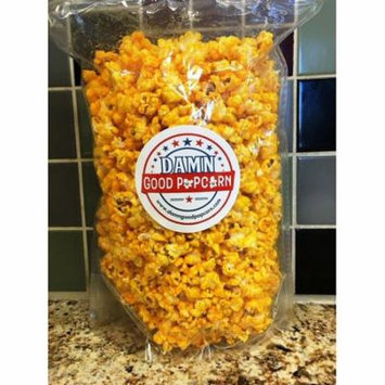 Damn Good Popcorn's Xtra Cheddar Cheese Please 8 oz Bag