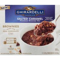 Ghirardelli Salted Caramel Mug Brownie Mix, 9.2-Ounce Box