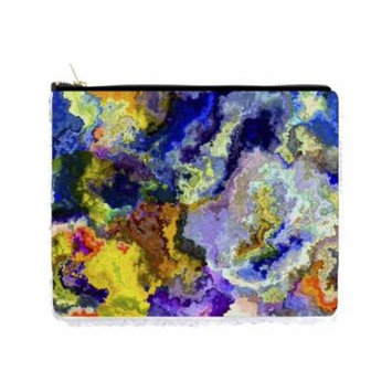Abstract Marbelized Print - Double Sided 6.5