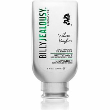 3 Pack - Billy Jealousy Signature White Knight Gentle Daily Facial Cleanser 8 oz