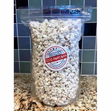 Damn Good Popcorn's Dill Pickle Popcorn Large 8 oz Bag