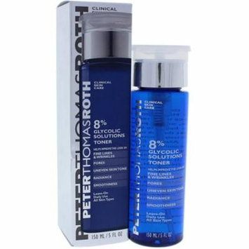 2 Pack - Peter Thomas Roth 8% Glycolic Solutions Toner 5 oz