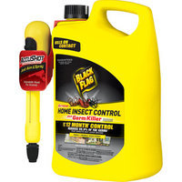 BLACK FLAG 1.33-Gallon Ready-to-Use Home Insect Control HG-11102