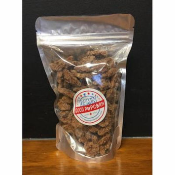 Frosted Candied Vanilla Cinnamon Pecans 8 oz Bag