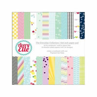 Avery Elle Paper Pad 6x6 Printed Collec Everyday