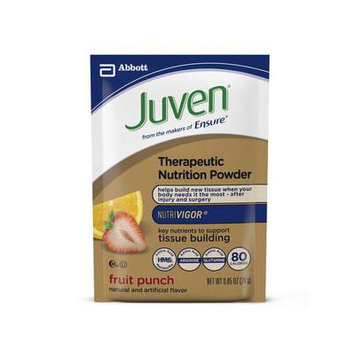 Juven Fruit Punch, 24 g Packet, Institutional - 1 Each