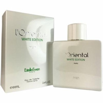 3 Pack - Estelle Ewen L'Oriental White Edition Cologne 3.4 oz