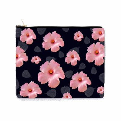 Pink Flower Blossoms - 2 Sided 6.5