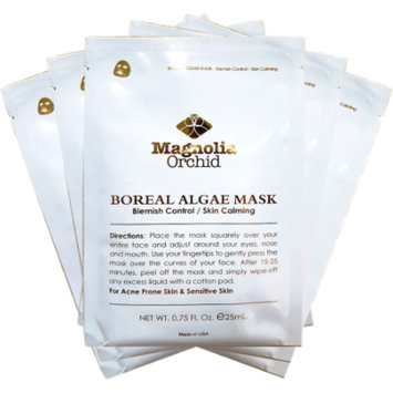 Magnolia Orchid Algae Calming Repair Mask (Set of 5)