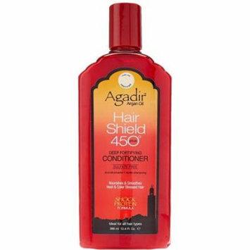 2 Pack - Agadir Argan Oil Hair Shield 450 Deep Fortifying Unisex Conditioner 12.4 oz