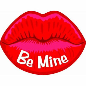 Imagine This 4-1/2-Inch by 6-Inch Car Magnet Lips, Be Mine