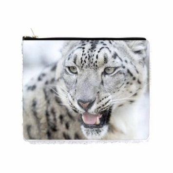 Snow Leopard - Double Sided 6.5