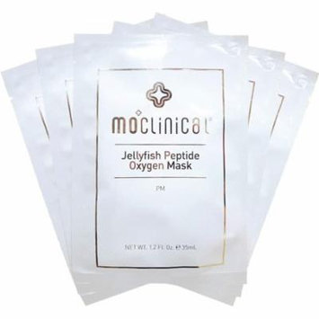 Magnolia Orchid Jellyfish Peptide Oxygen Mask (Set of 5)