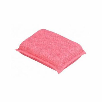 Superio Ultra Microfiber Miracle Scrubbing Sponge (red)