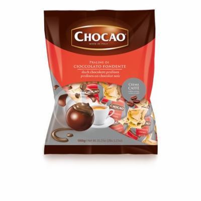 Vergani, Italian Milk Chocolate Pralines w/ Coffee Cream (1.250 Lbs)