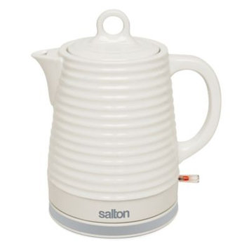 Salton 1.2l Cordless Electric Ceramic Kettle