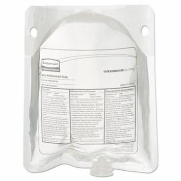 TC Spray Moisturizing Hand Soap, Fragrance-Free, 400 mL
