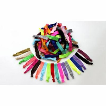 Beautyko Rainbow Hair Ties 60-PK