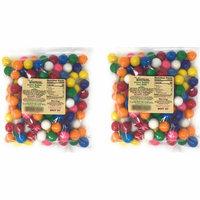 Dubble Bubble 8 Flavor Fruit Mix Gum Balls - 4 lbs.