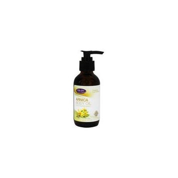 Arnica Body Oil with Peppermint - 4 fl. oz. by Life-Flo (pack of 6)