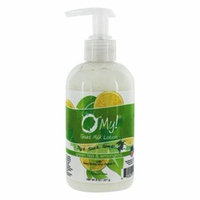 Goat Milk Lotion Green Tea & Lemongrass - 8 fl. oz. by O My! (pack of 12)