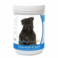 Healthy Breeds Bouvier des Flandres Breath Care Soft Chews for Dogs 60 Count
