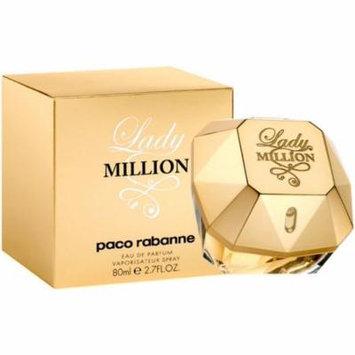 2 Pack - Paco Rabanne Lady Million Eau de Parfum Spray 2.7 oz