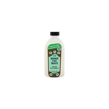 Coconut Oil Natural - 4 fl. oz. by Monoi Tiare Tahiti (pack of 12)
