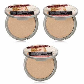 theBalm Cosmetics Mary-Lou Manizer AKA The Luminizer - Unboxed (Pack of 3)