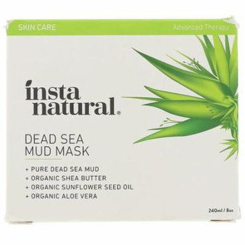 InstaNatural, Dead Sea Mud Mask, 8 oz (pack of 1)