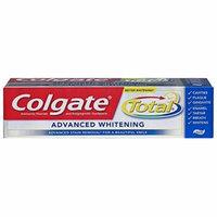 Colgate Tot Adv Gel Cln Size 4z Colgate Total Advanced Clean Gel Toothpaste