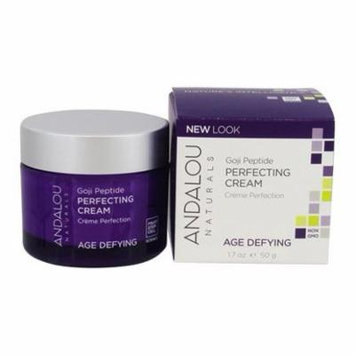 Goji Peptide Perfecting Cream - 1.7 oz. by Andalou Naturals (pack of 1)