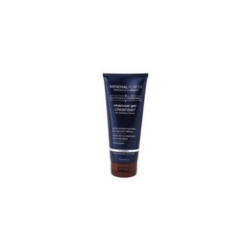 Overnight Renewal Charcoal Cleanser Gel - 7 fl. oz. by Mineral Fusion (pack of 6)