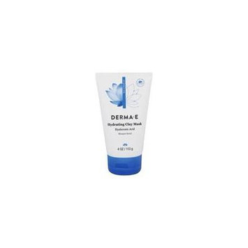 Hydrating Clay Mask With Hyaluronic Acid - 4 oz. Hydrating Mask With Hyaluronic Acid by DERMA-E (pack of 2)