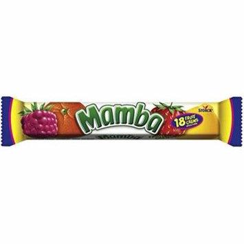 Mamba Fruit Chews, 2.6 oz (Pack of 48)