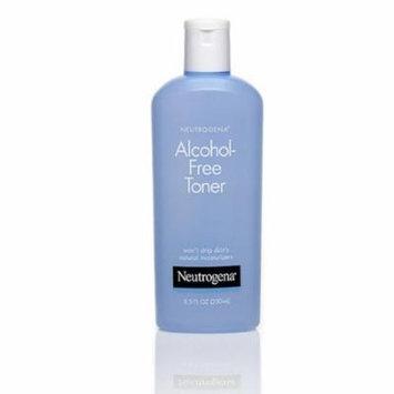 Neutrogena Alcohol-Free Toner 8.5 OZ (PACK OF 2)
