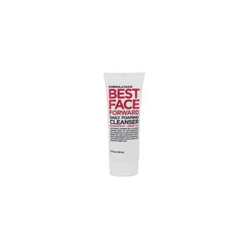 Best Face Forward Daily Foaming Facial Cleanser - 5 fl. oz. by Formula 10.0.6 (pack of 6)