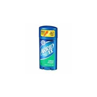 Arrid XX Antiperspirant & Deodorant Solid, Fresh, 2.7 oz - 2pc