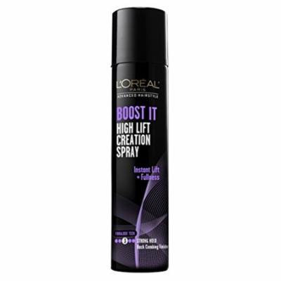 Loreal Boost It High Lift Spray 5.3 Ounce (156ml) (2 Pack)