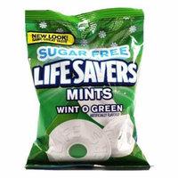 LifeSavers Wint-O-Green Hard Candy, No Sugar (Pack of 2)