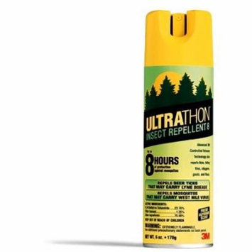 Shape Up, Training 3M Ultrathon Insect Repellent, 6-Ounce Spray (SRA-6) Fitness, Sport, Exercise