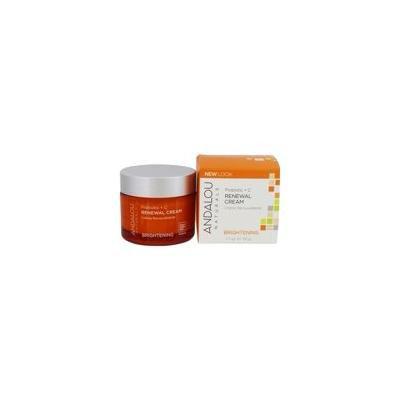 Brightening Probiotic + C Renewal Cream - 1.7 oz. by Andalou Naturals (pack of 1)