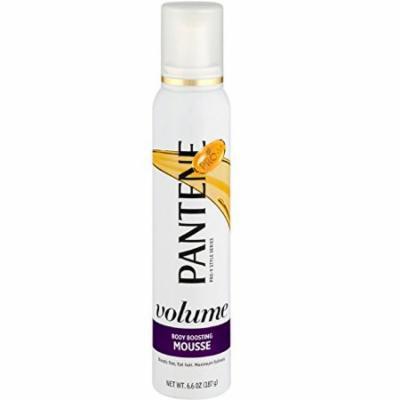 Pantene Pro-V Style Series Volume Body Boosting Mousse, 6.60 oz ( Pack of 3)