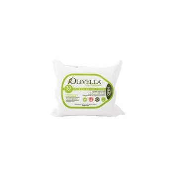 Daily Facial Cleansing Tissues - 30 Tissue(s) by Olivella (pack of 6)