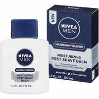 NIVEA Men Maximum Hydration Moisturizing Post Shave Balm 3.3 Fluid Ounce (Pack of 3)