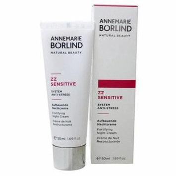 ZZ Sensitive Anti-Stress Fortifying Facial Night Cream - 1.69 fl. oz. by Annemarie Borlind