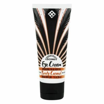 Everyday Coconut Replenishing Eye Cream Purely Coconut - 3 oz. by Alaffia (pack of 1)