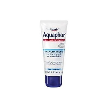 Aquaphor Healing Skin Ointment Advanced Therapy, 1.75 oz Pack of 12)