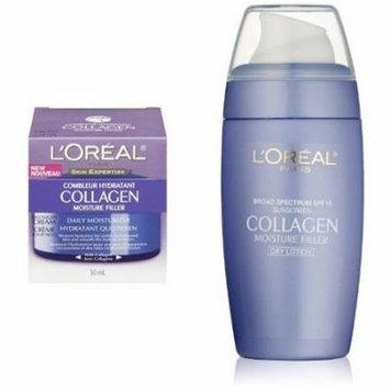 Lor Collagen Day/Nite Cre Size 1.7z Lor Collagen Day/Nite Cream 1.7z
